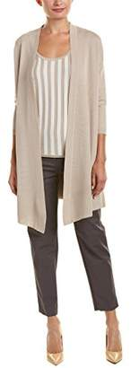 Anne Klein Women's Side Split Cardigan