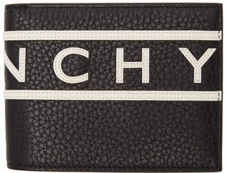 Givenchy (ジバンシイ) - Givenchy ブラック リバース ロゴ ウォレット