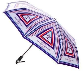 Chanel Chanel Airlines Retractable Umbrella