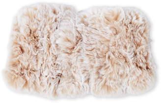 Surell Real Rabbit Fur Headband