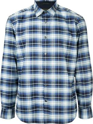 D'urban checkered shirt