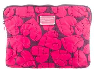 Marc by Marc Jacobs Quilted Laptop Case