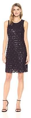 Jessica Howard Women's Sleeveless Shift Dress