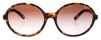 Paul Smith Elodie Round Sunglasses