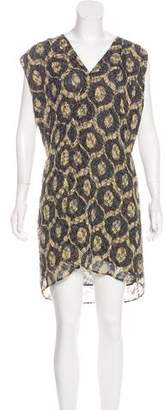 Isabel Marant Printed Knee-Length Dress
