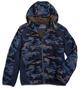 Hawke & Co Boy's Performance Fleece Jacket