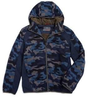 Hawke & Co Boy's Performance Fleece Jacket