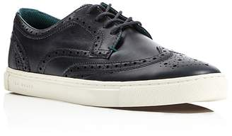 Ted Baker Rachet Sneakers $160 thestylecure.com