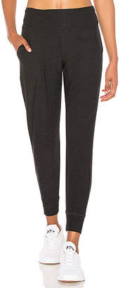 Beyond Yoga Featherweight Foldover Long Sweatpant