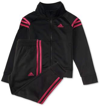 adidas Toddler Girls 2-Pc. Jacket & Pants