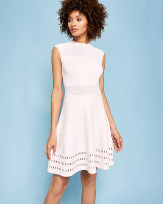 Ted Baker AURBRAY Knitted skater dress