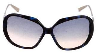 Jason Wu Round Oversize Sunglasses