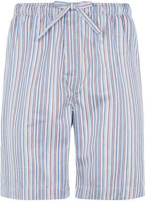 Derek Rose Striped Lounge Shorts