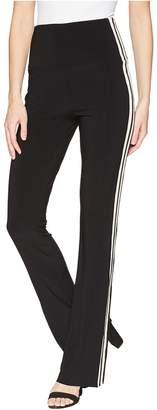 KAMALIKULTURE by Norma Kamali Side Stripe Boot Pants Women's Casual Pants