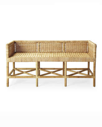 Serena & Lily Shore Bench