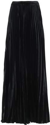 Saint Laurent Velour Skirt