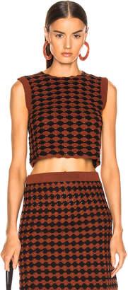 Rachel Comey Sedum Top in Brown | FWRD