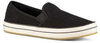 UGG Women's Bren Perforated Suede Slip-On Sneakers