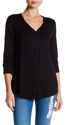 Tart Keicia Cutout Button-Up Shirt