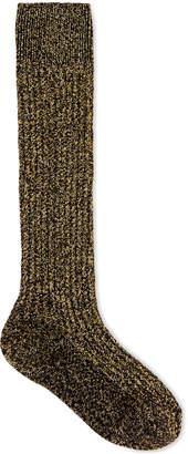 Gucci Women's Dapper Dan wool lurex socks