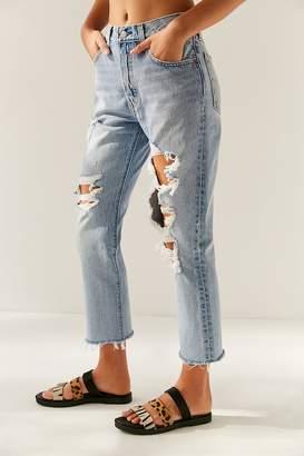 Levi's Levi's 501 Cropped Skinny Jean – Bonafide