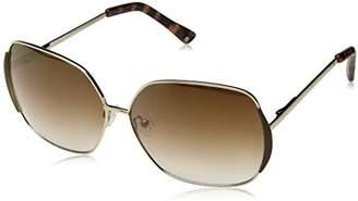Vince Camuto Women's VC704 GLD Square Sunglasses