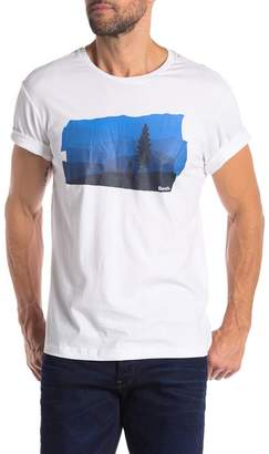 Bench Mountain Graphic Tee