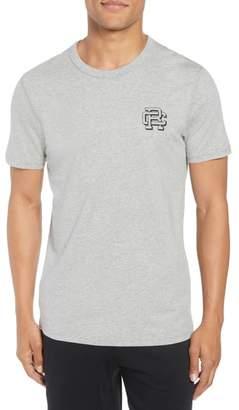 Reigning Champ Logo Crewneck T-Shirt
