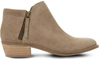 Dune Pollyanna suede ankle boots