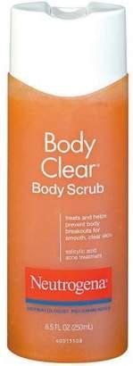 Neutrogena Body Clear Body Scrub 8.50 oz