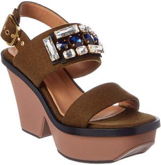 Marni Wedge Sandal