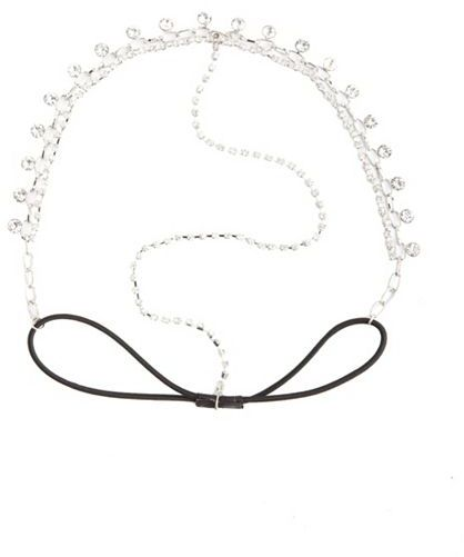 Charlotte Russe Diamond Goddess Headwrap