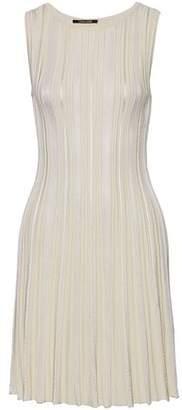 Roberto Cavalli Ribbed-Knit Dress