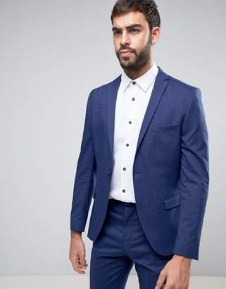 Selected Super Skinny Suit Jacket