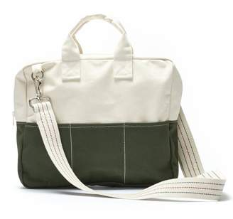 Utility Canvas Canvas Debrief Bag