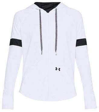 Under Armour Women's Sportstyle Full Zip Hoodie