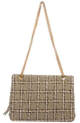 Chanel Tweed Chain Bag