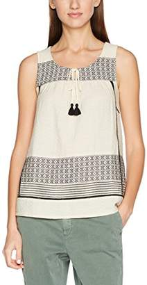 Fat Face Women's Lottie Jaquard Vest Top