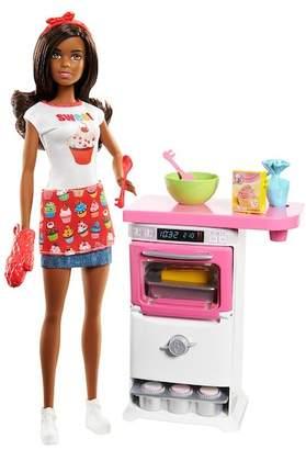 Mattel Inc. Barbie(R) Bakery Chef Nikki Doll and Playset