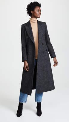 Pringle Wool Tweed Coat