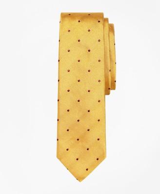 Brooks Brothers Dot Slim Tie