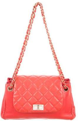 Chanel Quilted Lambskin Accordion Bag