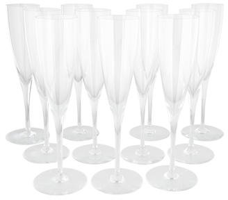 BaccaratBaccarat Dom Perignon Champagne Flutes