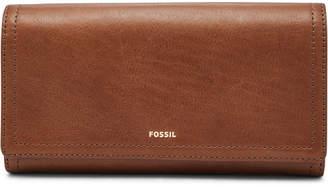 Fossil Logan RFID Flap Clutch