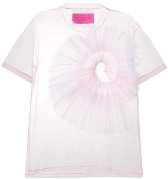 Viktor & Rolf sheer T-shirt