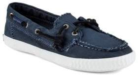 Sperry Sayel Away Canvas Boat Shoes