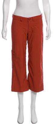 Patagonia Mid-Rise Cropped Pants