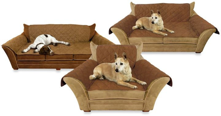 Bed Bath & Beyond K&H Heated Loveseat Cover in Mocha