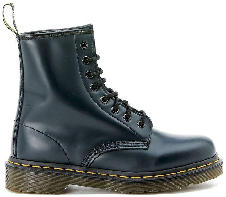 Dr. MartensDr.martens Blue Leather Ankle Boots