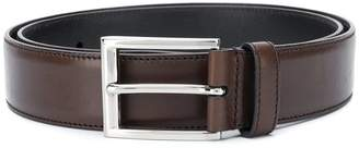 Prada rectangle buckle belt